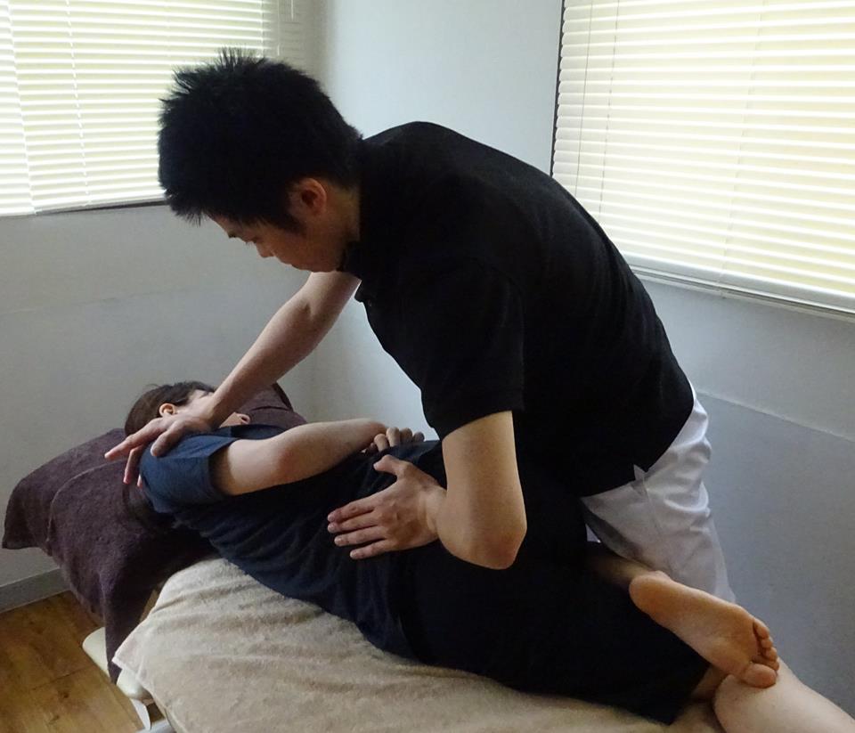 活性化で筋肉の働きが変わる